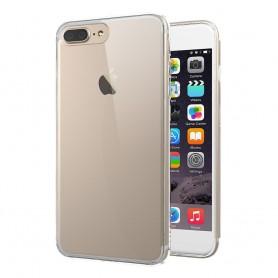 Clear Hard Case iPhone 7 Plus / 8 Plus Mobildeksel