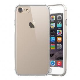 Clear Hard Case iPhone 7, 8 iPhone tulee olla läpinäkyvä