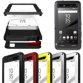 LOVE MER Powerful Sony Xperia Z5 Premium Mobile Shell Metal