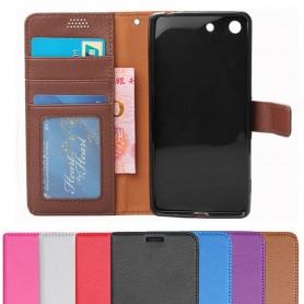 Matkapuhelin lompakko Sony Xperia M5