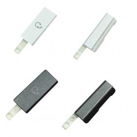 Sony Xperia V suojaa ovet kaksiosaisesti