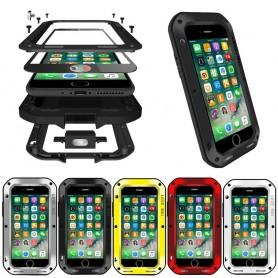 LOVE MEI Powerful Apple iPhone 7 Plus mobilskal metall