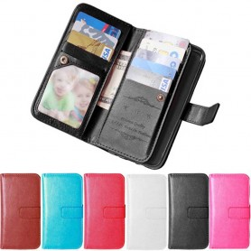Dubbelflip Flexi Apple iPhone 7 Plus / 8 Plus mobilskal