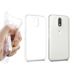 Motorola Moto G4 / G4Plus -silikonin on oltava läpinäkyvää