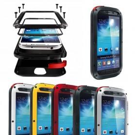 LOVE MER Powerful Samsung Galaxy S4 Mobile Shell Metal