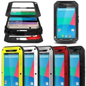 LOVE LORE Powerful Motorola Nexus 6 kannettava metalli