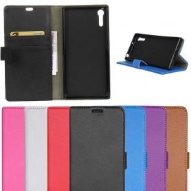 Matkapuhelin lompakko Sony Xperia XZ
