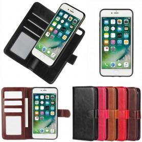 MOVE Magnetisk mobilplånbok 2i1 iPhone 7 Plus / 8 Plus mobilskal