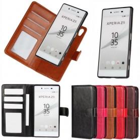 MOVE Magnetisk mobilplånbok 2i1 Sony Xperia Z5