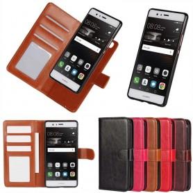 MOVE Magnetisk mobilplånbok 2i1 Huawei P9 Lite