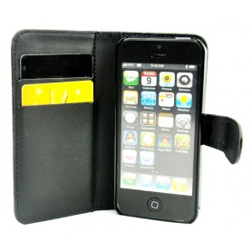 Lommebokdeksel Slim iPhone 4
