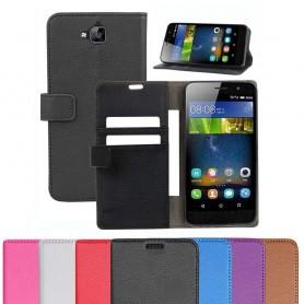 Mobilplånbok Huawei Y6 Pro