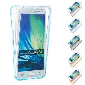 360 heltäckande silikon skal Galaxy A5