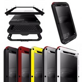 LOVE MEI Powerful Huawei Mate 8 mobilskal metall