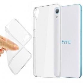 HTC Desire 830 Silikon skal Transparent
