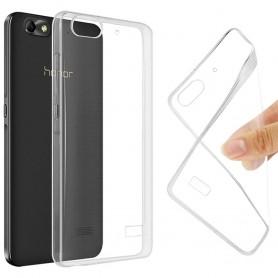 Huawei Honor 4C silikonetui gjennomsiktig