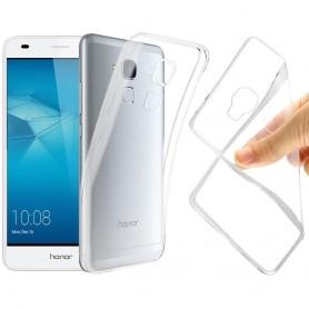 Huawei Honor 7 Lite / 5C silikonikotelo läpinäkyvä