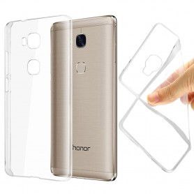 Huawei Honor 5X silikon må være gjennomsiktig