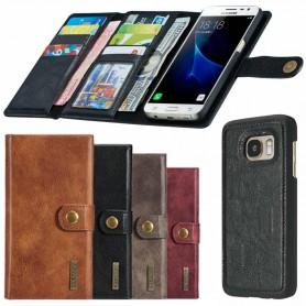 Multiplånbok Tri-Fold 12 kort Galaxy S7