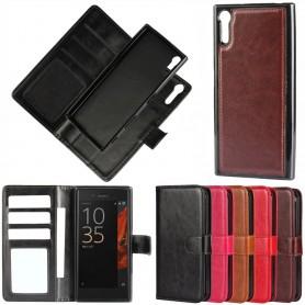MOVE Magnetisk mobilplånbok 2i1 Sony Xperia XZ