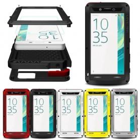 LOVE MEI Powerful Sony Xperia X Compact mobilskal metall