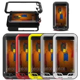 LOVE MER Powerful Huawei Mate 9 Pro mobil skallmetall