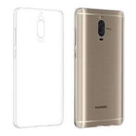 Huawei Mate 9 Pro silikon må være gjennomsiktig