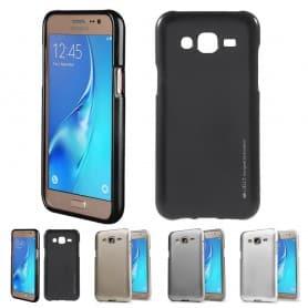 Mercury i Jelly Metal skal Samsung Galaxy J3, J3 2016