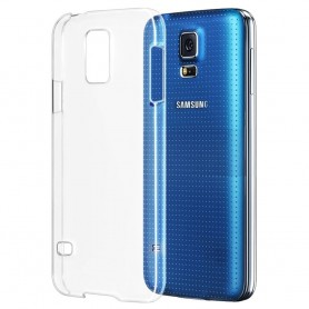Clear Hard Case Samsung Galaxy S5 Mini