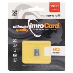 IMRO Micro SDHC Minneskort 16Gb Klass 10