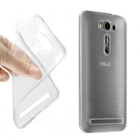 Asus Zenfone 2 Laser Silikon skal Transparent