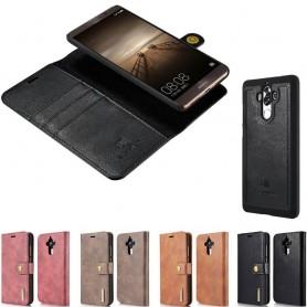 Mobilplånbok Magnetisk DG-Ming Huawei Mate 9