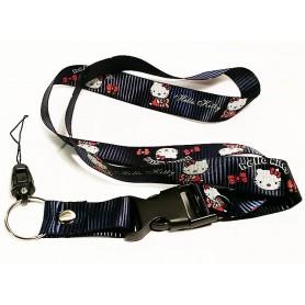 Nyckelband Hello Kitty
