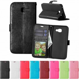 Mobil lommebok 3-kort Samsung Galaxy A5 2016