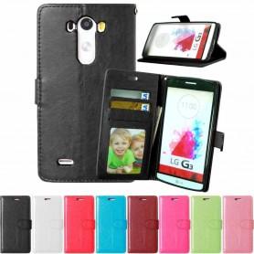 Mobil lommebok 3-kort LG G3