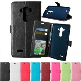 Matkapuhelin lompakko 3-kortti LG G4