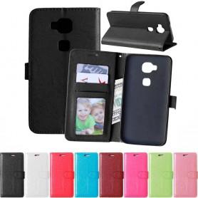 Mobil lommebok 3-kort Huawei Honor 5X
