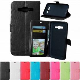Mobil lommebok 3-kort Samsung Galaxy J5