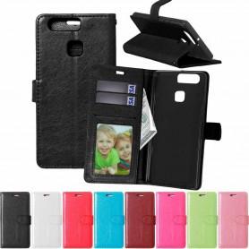 Kannettava lompakko 3 -kortti Huawei P9