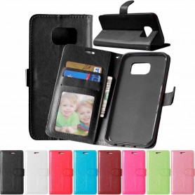 Mobilplånbok 3-kort Samsung Galaxy S7 Edge