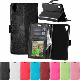 Mobilplånbok 3-kort Sony Xperia XA
