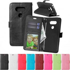 Matkapuhelin lompakko 3-kortti LG G5