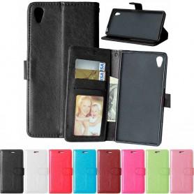 Mobilplånbok 3-kort Sony Xperia Z5