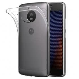 Motorola Moto G5 silikon skal transparent