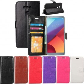 Mobilplånbok 3-kort LG G6