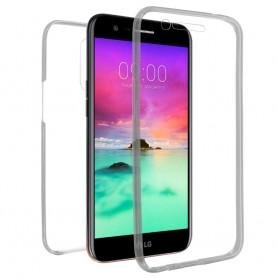 360 full silikonskall LG K10 2017