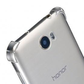 Huawei Y5 II, Y6 II Compact iskunkestävä silikonikuori
