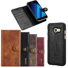 Mobil lommebok magnetisk DG-Ming Samsung Galaxy A3 2017