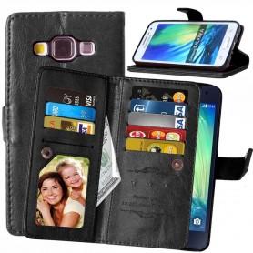 Kaksinkertainen läppä Flexi Samsung Galaxy A5 SM-A500F