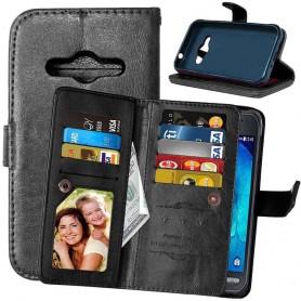 Kaksinkertainen läppä Flexi Samsung Galaxy Xcover 3 SM-G388F